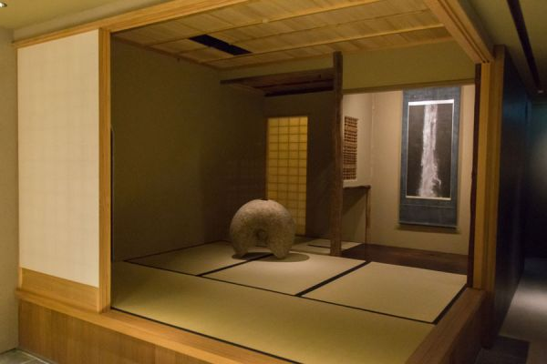 Kashima Arts Tea ceremony room