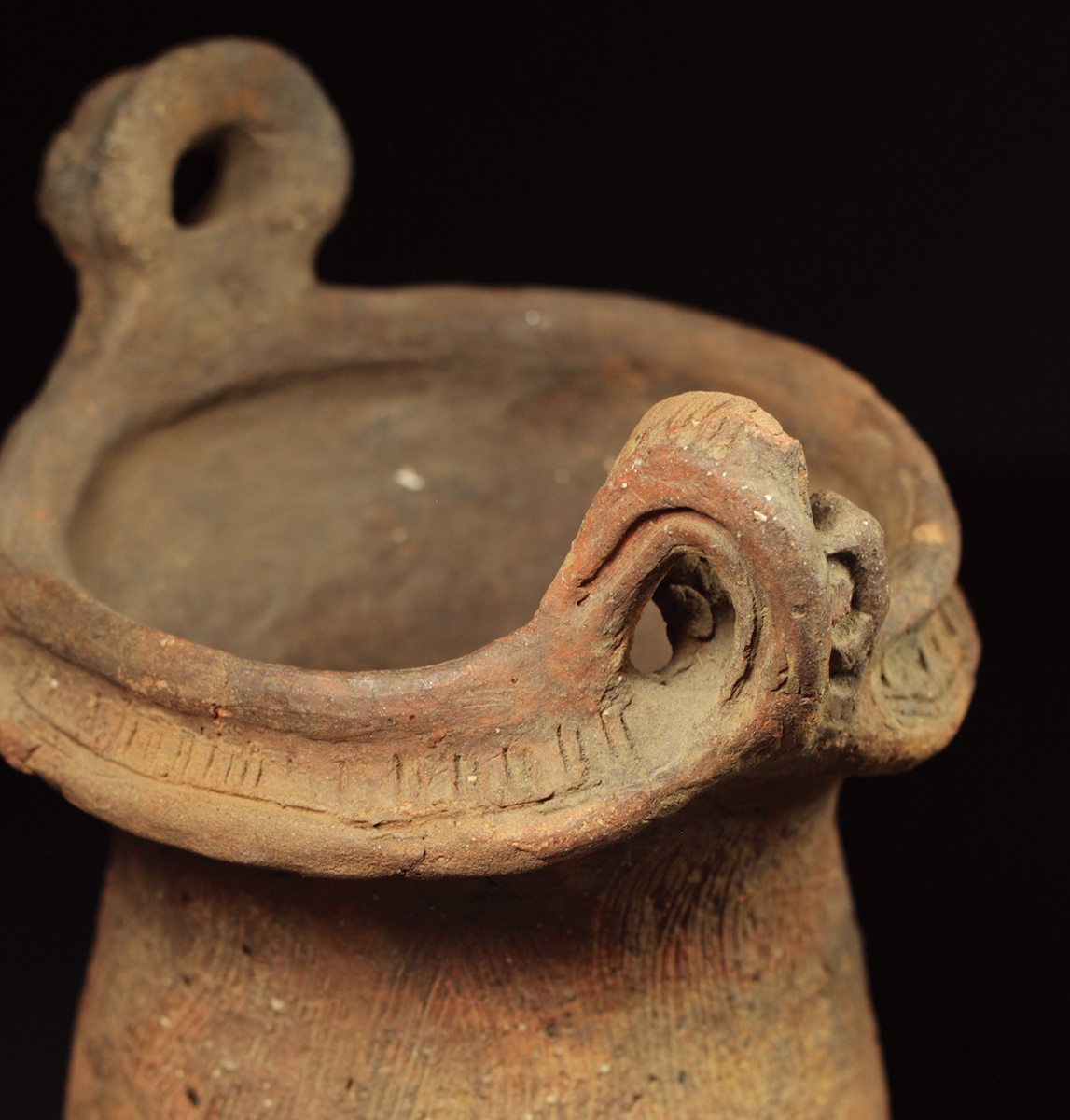 Charity Auction: Jomon pottery