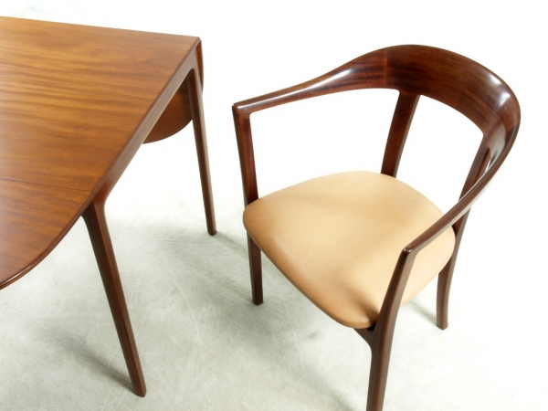 Danish modern furniture and cabinetmakers exhibition