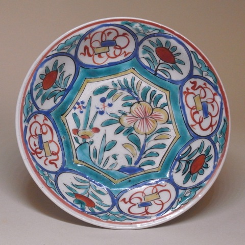 Charity Auction: Early Kakiemon Dish