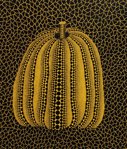 Yayoi Kusama prints and others : Charity Auction