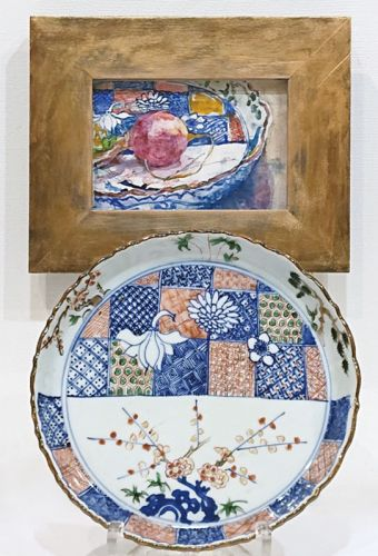 [Canceled] Matsumoto Toshihiro Painting exhibition~Fruits on a dish in Ming-Qing dinasty17th~