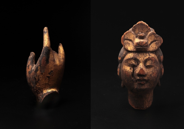 Fragments of Buddhist Art II