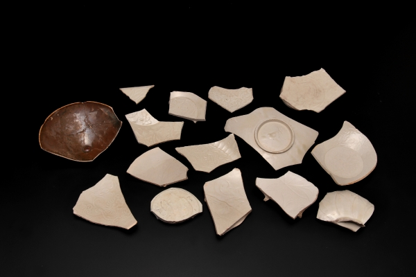 Chinese Ceramic Fragments