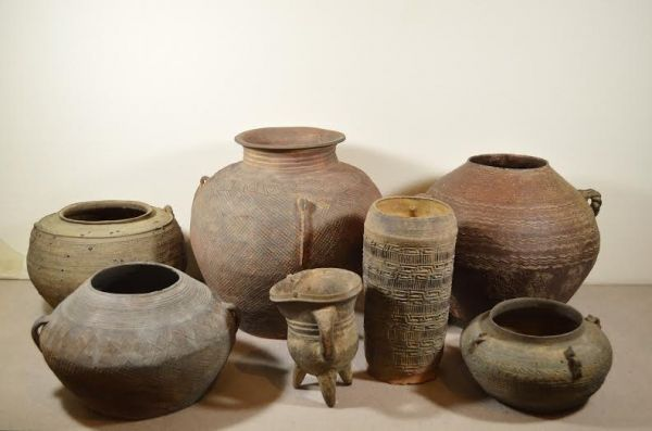 Temptation to the chinese ancient pottery