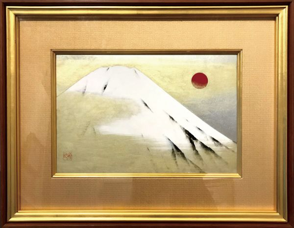 Japanese Style Paintings : Charity Auction