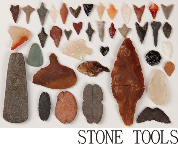 STONE TOOLS Of The Jomon Period