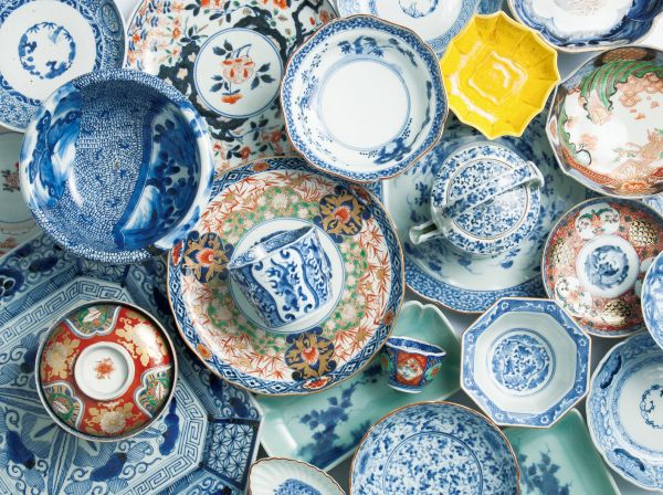 Ko-Imari for Everyday Use