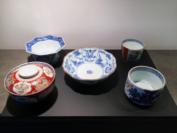 Charity Auction: Koimari Dishes, Enjoyable Table ware set