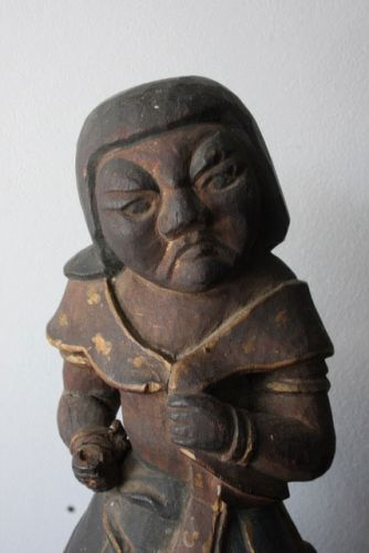 Masks, Dogu and Figures of Gods