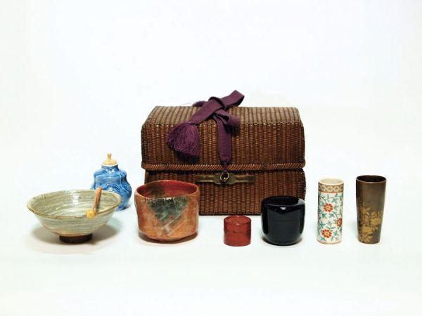 Tea Utensil Box Exhibition