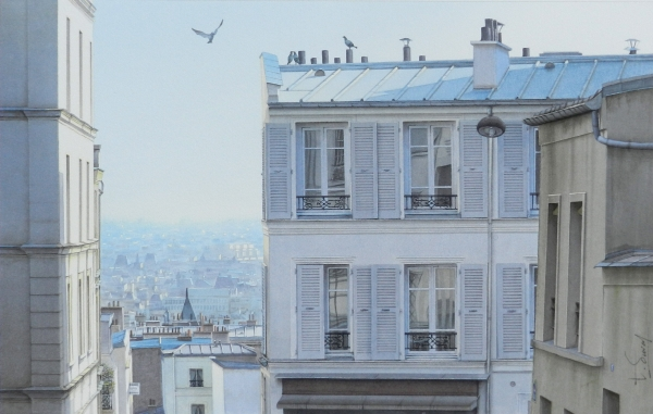 Thierry Duval Exhibition
