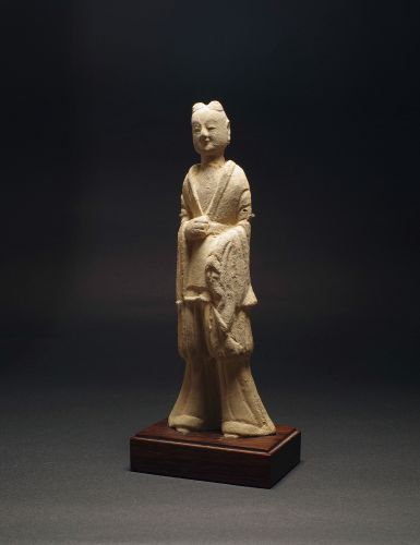 Yong and Miniature of Funerary Art