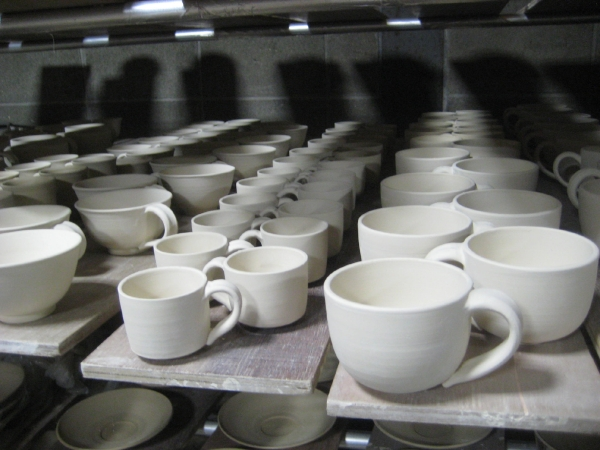 The evolution of Makoto Ishida III, The recent tea vessels by MAKOTO
